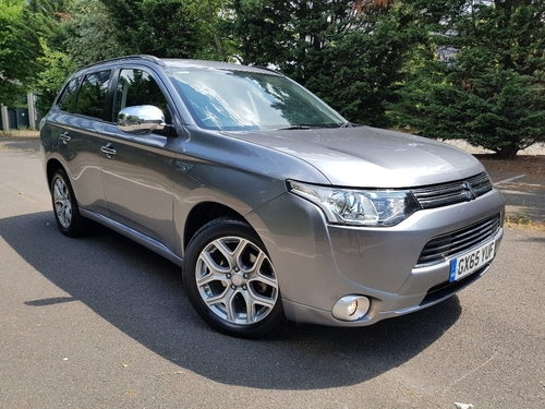 Land Rover Northfield >> Used Mitsubishi OUTLANDER GX3h CVT 4x4 on Finance in Wembley £297.58 per month no deposit