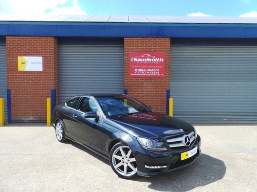 used mercedes-benz c class c250 cdi blueefficiency amg on finance in