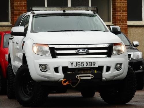 Used Ford Ranger Pickup On Finance In Bedford 163 253 66 Per