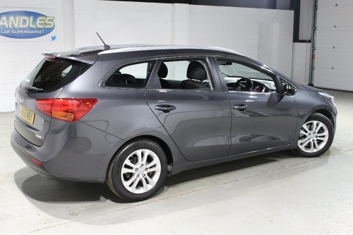 Kia Ceed Used Car Offer