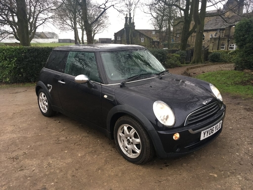 Used Mini One Clubman 16 One Seven On Finance In Halifax 6910 Per