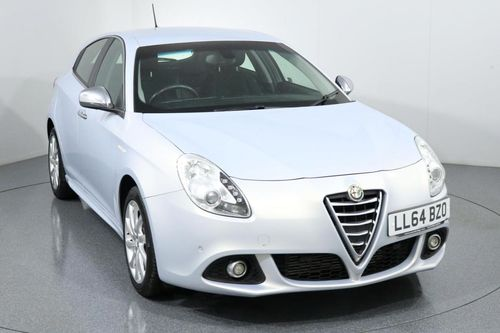 Used Alfa Romeo GIULIETTA JTDM BUSINESS EDITION On Finance In - Used alfa romeo giulietta