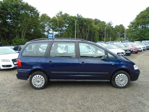 Used Volkswagen Sharan S Tdi On Finance In Glasgow 163 115 24