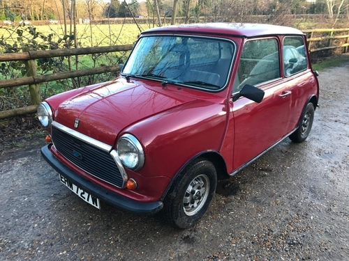 Used Austin Mini Hl On Finance In Kenley 163 69 21 Per Month