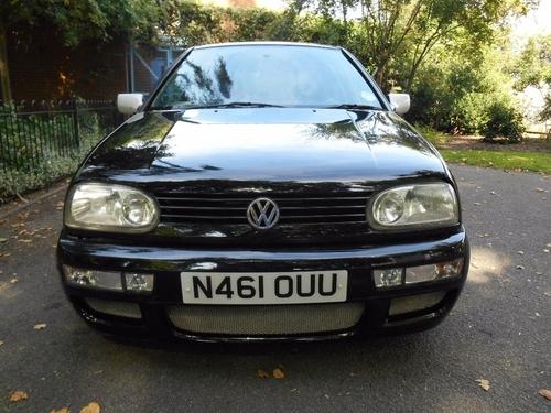 Volkswagen Golf back