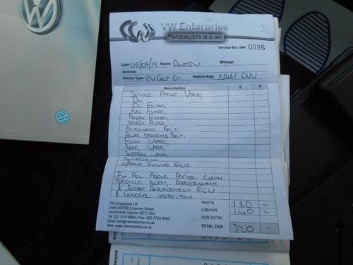 Volkswagen Golf finance