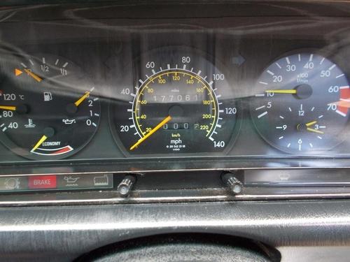 Mercedes-Benz 190 gps