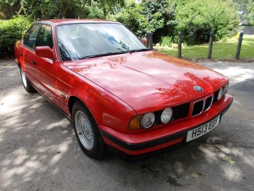 BMW 5 Series alloy wheels