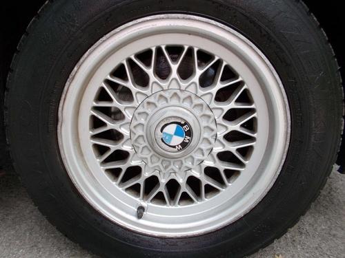 BMW 5 Series back