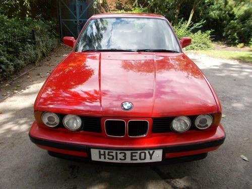 BMW 5 Series motor