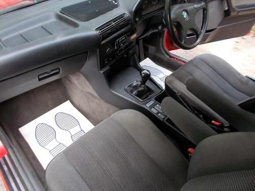 BMW 5 Series windows