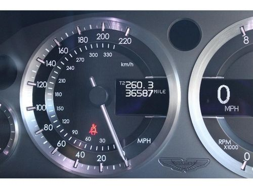 Used Aston Martin Vantage 4 3 V8 On Finance In Southport 163