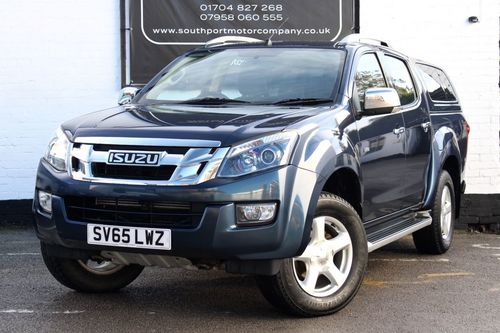 used isuzu d-max in merseyside southport on finance from £50 per