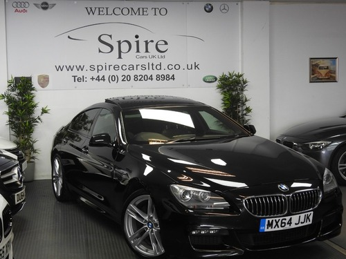 Used Bmw 6 Series On Finance From 163 50 Per Month No Deposit