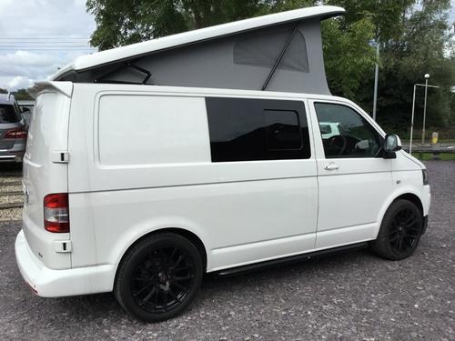 Volkswagen Transporter finance