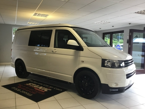 Volkswagen Transporter alloy