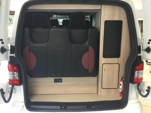 Volkswagen Transporter seat