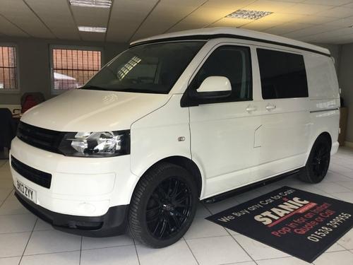 Volkswagen Transporter windscreen