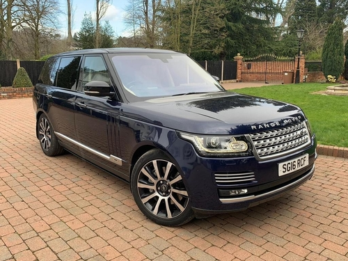 Land Rover Range Rover seat