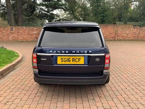 Land Rover Range Rover finance