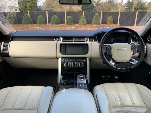 Land Rover Range Rover windows