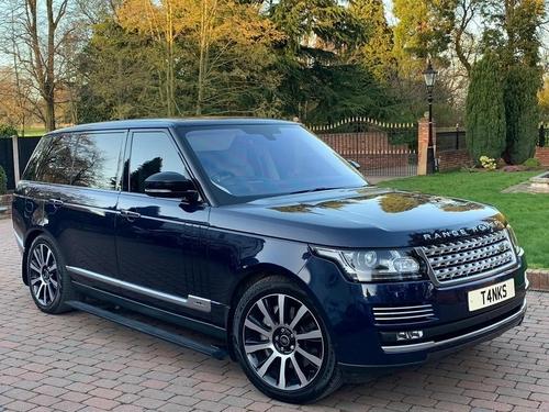 Land Rover Range Rover windscreen
