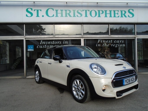 Used Mini Cooper S Td Cooper Sd Ss On Finance In Sheffield
