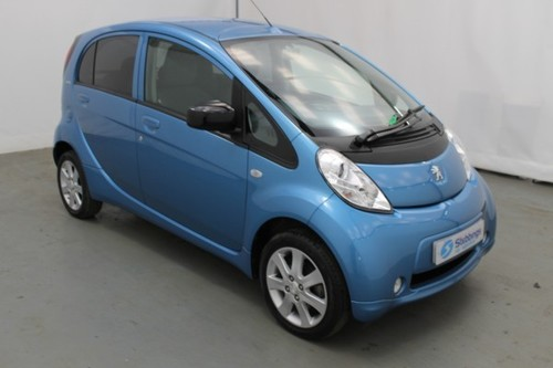 Used Peugeot ION ION CVT FULLY ELECTRIC, 5 DR *RARE CAR* ZERO TAX ...