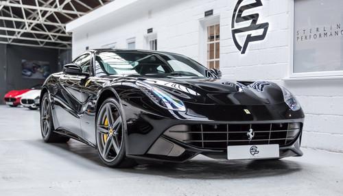 Used Ferrari F12 BERLINETTA BERLINETTA LHD on Finance in Hayes ...
