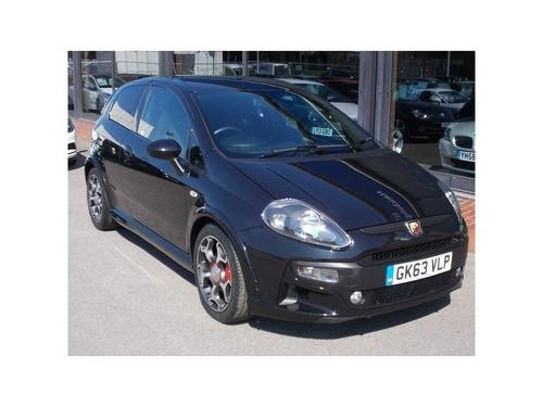 Used Abarth PUNTO EVO T-Jet on Finance in Sittingbourne £230.59 per