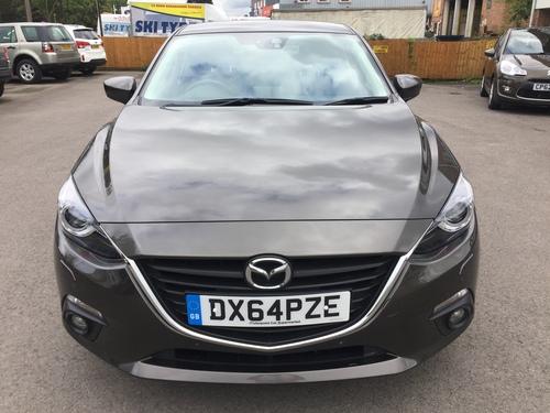 Used Mazda 3 Se L Nav See All 200 Cars At