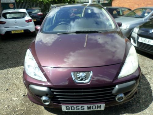 Used Peugeot 307 1 6 Se 5d 108 On Finance In Stourbridge 163