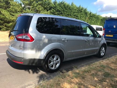 Used ford galaxy tdci zetec on finance in kingston upon for West motor company kingston