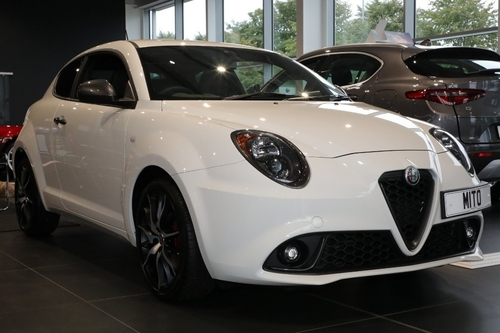 Used Alfa Romeo MITO 0.9 Speciale (s/s) 3dr on Finance in Chester ...