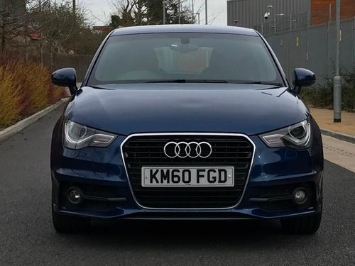 Audi A1 gps