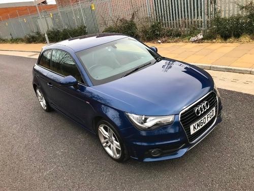 Audi A1 alloy