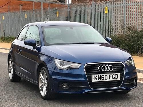 Audi A1 windscreen