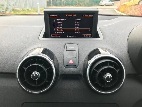Audi A1 finance