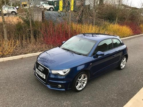 Audi A1 dashboard