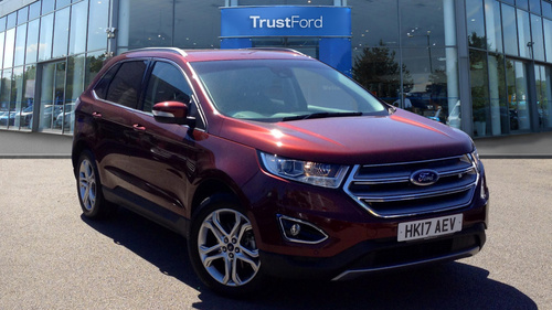 Ford Edge Boot