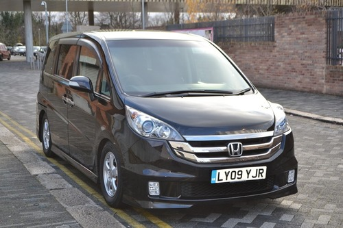 Used honda stepwagon on finance from 50 per month no deposit for Honda auto loan