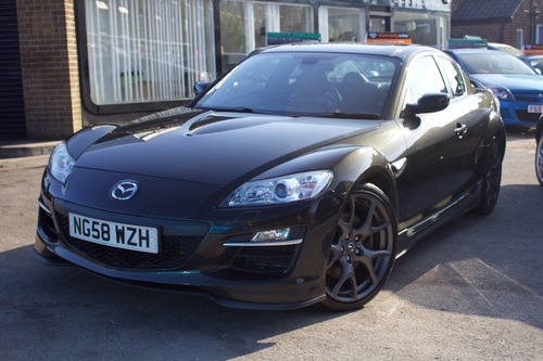 Mazda RX 8 Front