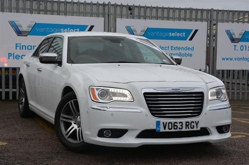 Used Chrysler 300c 3 0 Td Limited On Finance In Morecambe