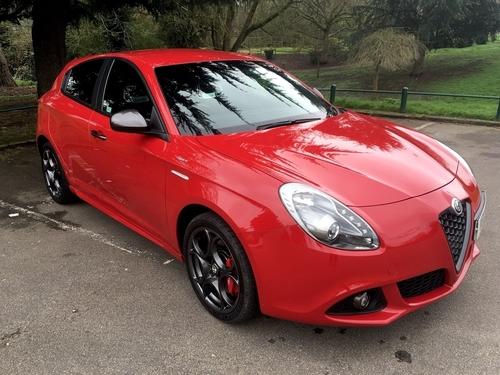 Used Alfa Romeo GIULIETTA TB MULTIAIR SPRINT SPECIALE On Finance - Used alfa romeo giulietta