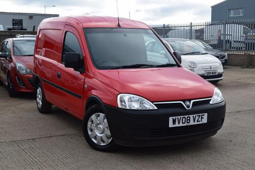 8d4ea40e3b Used Vauxhall COMBO 1700 CDTI E4 on Finance in Peterborough £51.91 ...