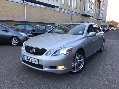 Used Lexus GS 450h CVT on Finance in London £103.70 per month no deposit