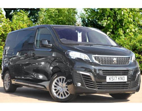 Used Peugeot Traveller Blue Hdi Allure Compact On Finance In Durham