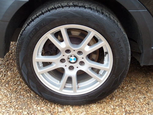 Used Bmw X3 20d Se On Finance In Peterborough 163 80 17 Per