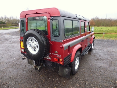 Ford Test Drive Brentwood >> Used Land Rover DEFENDER SUV on Finance in Brentwood £149.43 per month no deposit