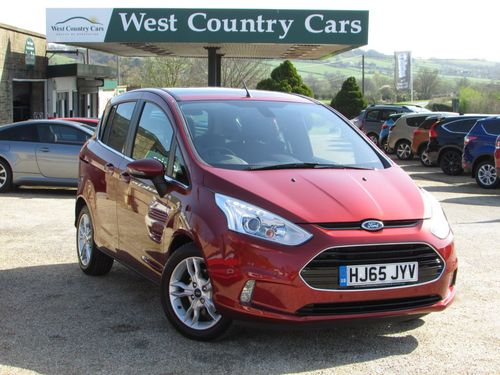 Used Ford B Max 1 0 Titanium X 5d On Finance In Yeovil 163